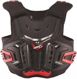 Leatt Chest protector 4.5 Junior Black Red