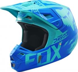 Fox V2 Union Aqua