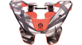 Atlas Neckbrace Orange Laser