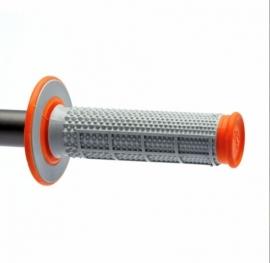 Renthal Dual Layer Grip Orange
