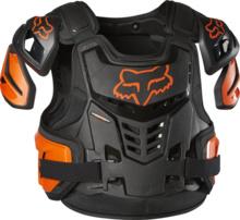 Fox Raptor Bodyprotector Oranje Volwassen