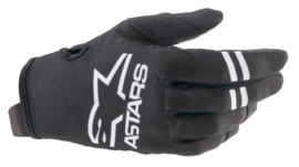 Alpinestars Youth Radar Glove Black White 2021