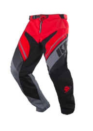 Kenny Track Pant Grey Red 2018