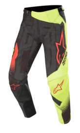 Alpinestars Techstar Factory Pant Fluo Yellow Black 2020