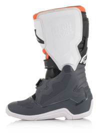 Alpinestars Tech 7S Black Grey White Orange