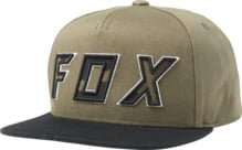 Fox Youth Posessed Snapback Camo