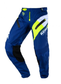 Kenny Titanium Pant Navy Neon Yellow 2020