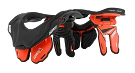 Leatt 5.5 Junior Neck Brace Orange Black