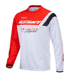 Kenny Track Jersey Red 2021