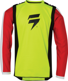 Shift White Label Jersey Fluo Yellow