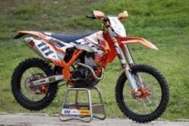 KTM Replica Teddy Blazusiak 1:12