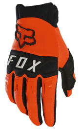 Fox Dirtpaw Glove Fluo Orange Youth 2021