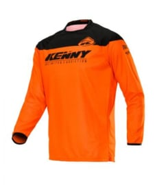 Kenny Track Raw Jersey Neon Orange Kids 2020