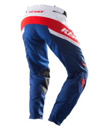 Kenny Track Pant Youth Navy Red 2019