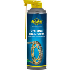 O/X-ring Ketting Spray
