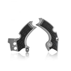 Acerbis X-Grip Framebeschermer KXF250 17-20 Grijs Zwart