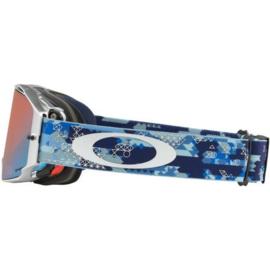 Oakley Airbrake Tomac Sic. Military Digi Blue Prizm Sapphire