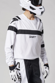 Shift White Label Viod Jersey White Black 2021