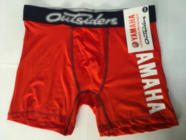 Freegun Yamaha Boxer Navy Red