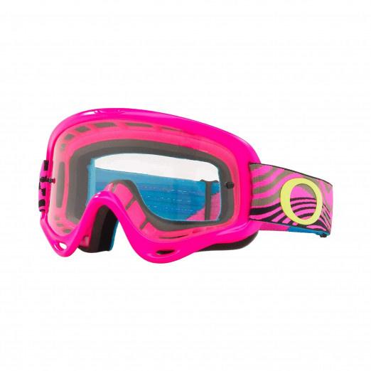 Oakley XS O-Frame MX Wind Tunnel Pink