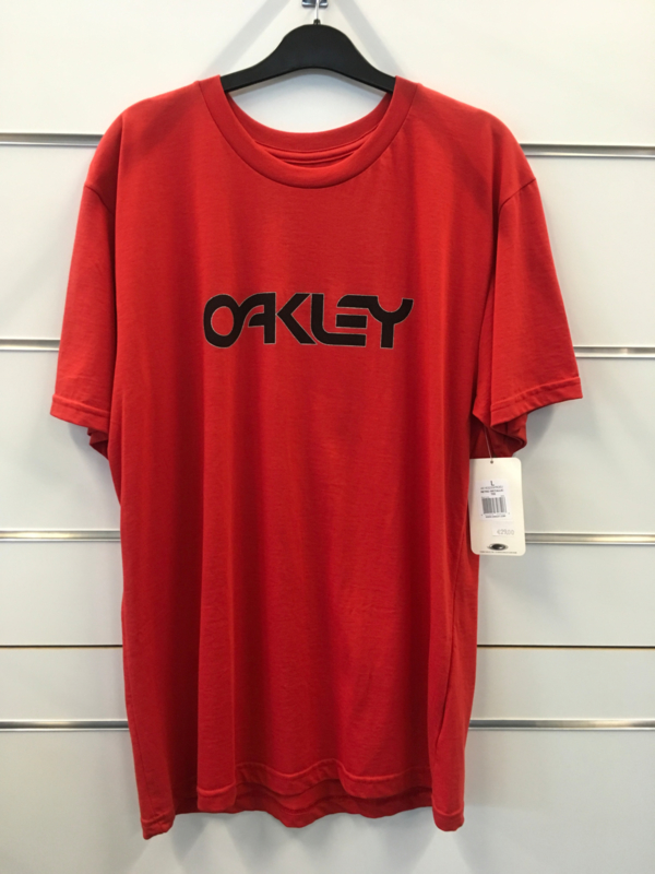 Oakley Retro Metallic Tee