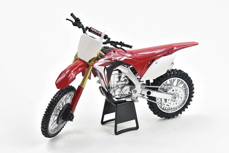 Honda Replica CRF450R 2017 1:12