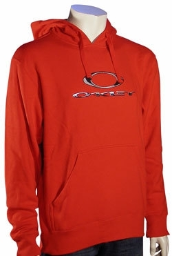 Oakley Liquid Hoody Red