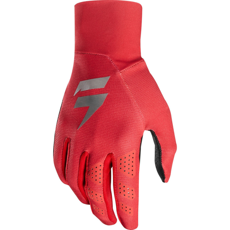 Shift Blue Label Bloodline Gloves Red 2020
