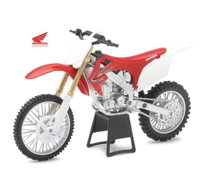 Honda CRF450R Replica 1:12