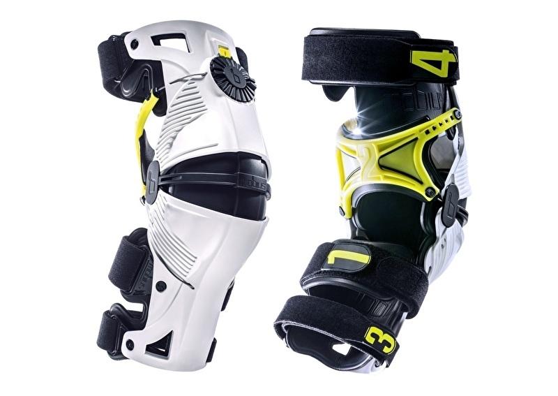 Mobius X8 Knee Brace White