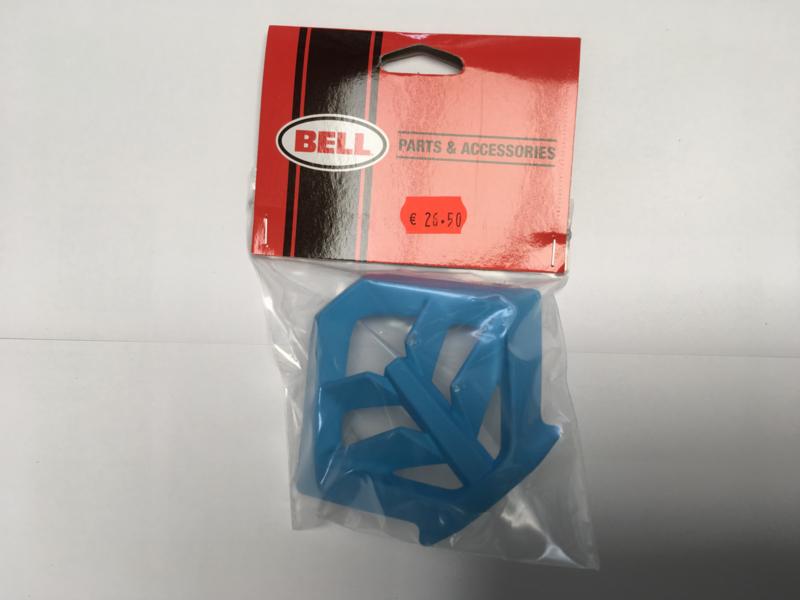 Bell Moto-9 Mouthpiece Cyan