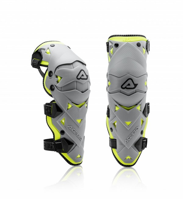 Acerbis Knee Guard Impact EVO 3.0 Grey