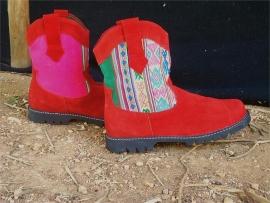 Handgemaakte laarzen