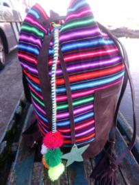 Back-pack Peruvian-style