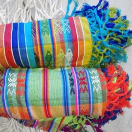 2 pers multi-color hammock