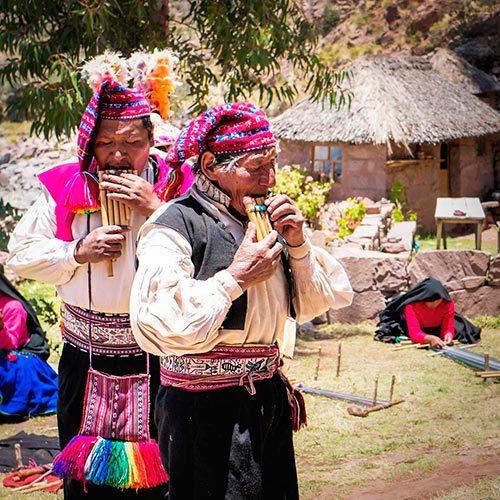 peruvian belts