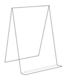 Tafelstandaard voor tSENSE