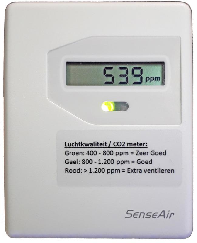 SenseAir eSENSE FAI Light (géén alarm)