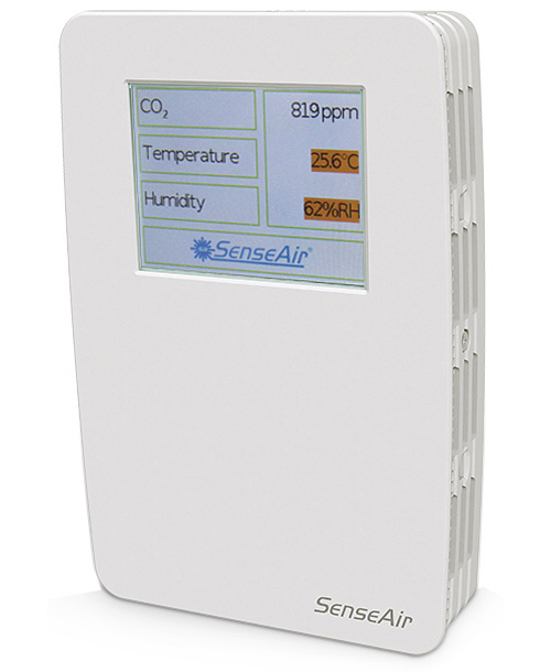 SenseAir tSENSE (CO2/TEMP/RV)