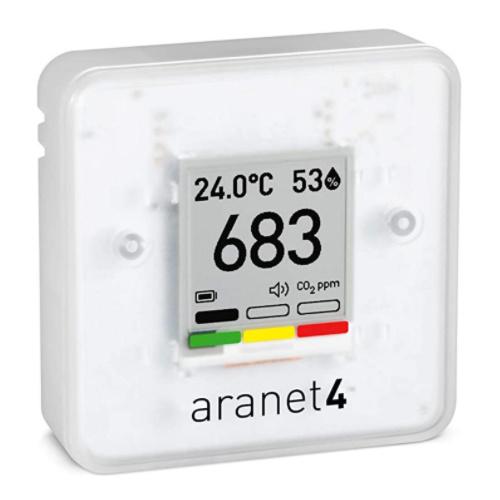 Aranet4 (CO2/TEMP/RH)