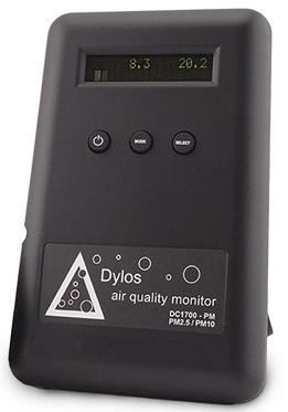 Dylos DC1700-PM/ huur per week