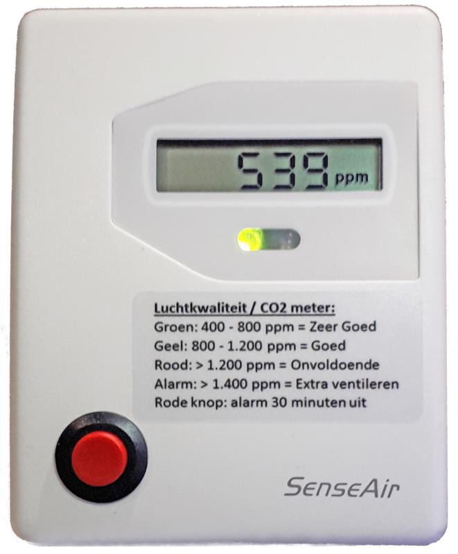 SenseAir eSENSE FAI3 (CO2 met alarm)
