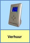 verhuur fijnstofmeter CO2 meter