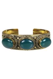 Isla Ibiza - Armband - Smaragd
