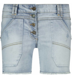 Isla Ibiza - Denim Short Pockets - Denim Blue