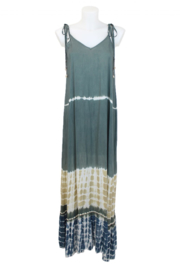 Mele Beach -Long dress Atlantico  - Mantra Dark Grey