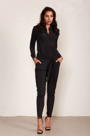 Jacky Luxury - Jumpsuit Traveller - Black