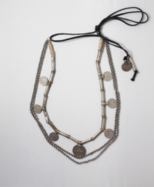 Moost Wanted -Salome Belt/ Necklace