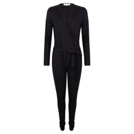 Jacky Luxury - Jumpsuit Traveller Chic - Black