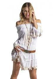 Always the sun - Off-shoulder Tunic Sarasota - Naturel